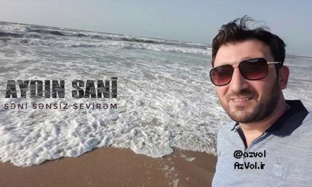 دانلود آهنگ آذربایجانی جدید Aydin Sani به نام Seni Sensiz Sevirem